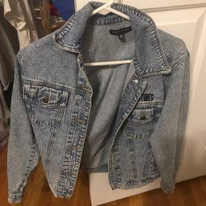 Kendall & Kylie Good Times jean jacket